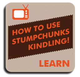 How To Use Stumpchunks