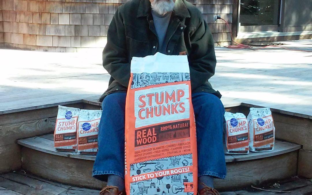 Stump Chunks – November Large Bag Contest Winner