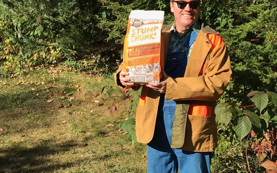 Stump Chunks – August 2017 – Large Bag Contest Winner