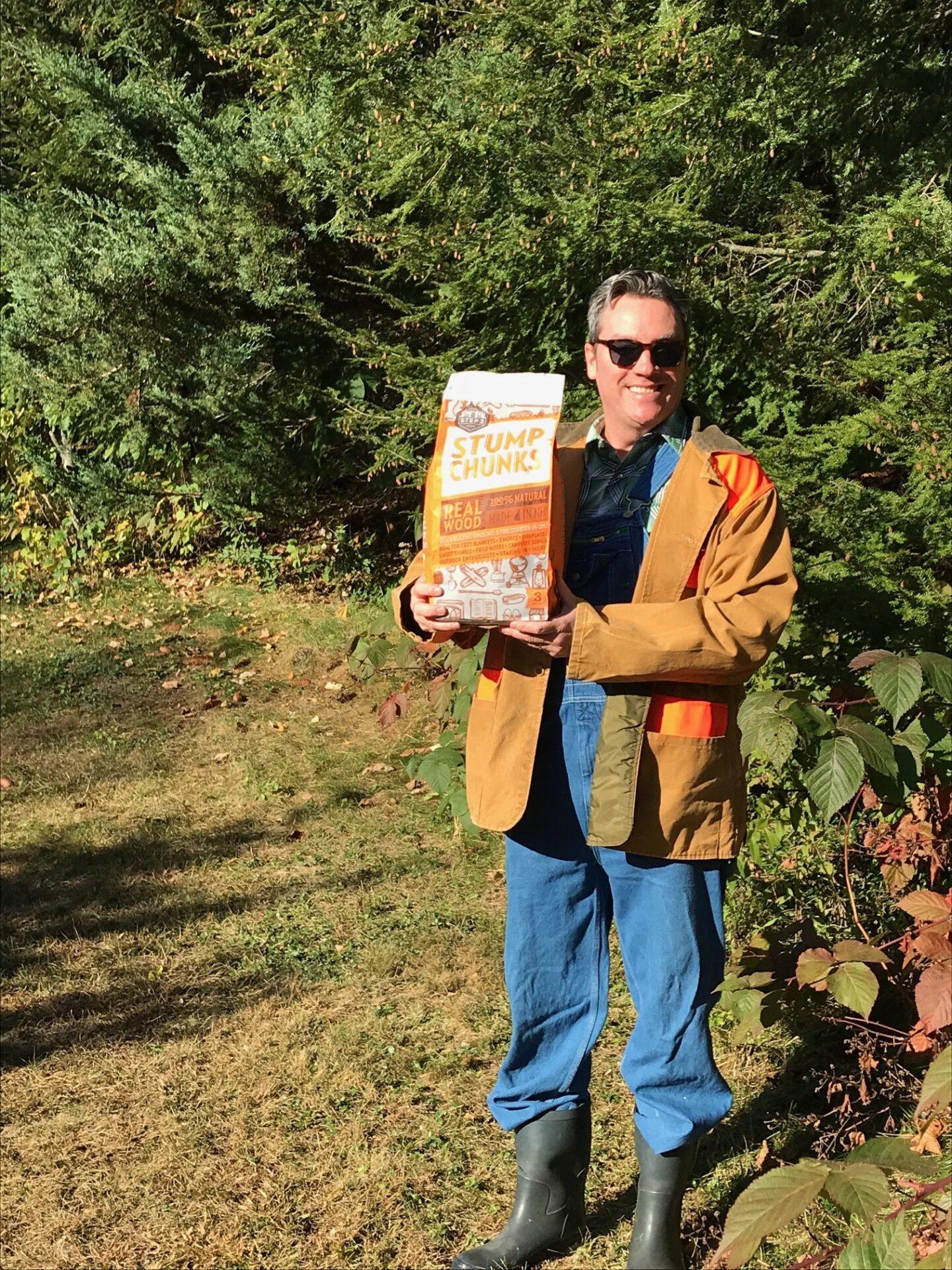 Stump Chunks – August 2017 – Large Bag Contest Winner