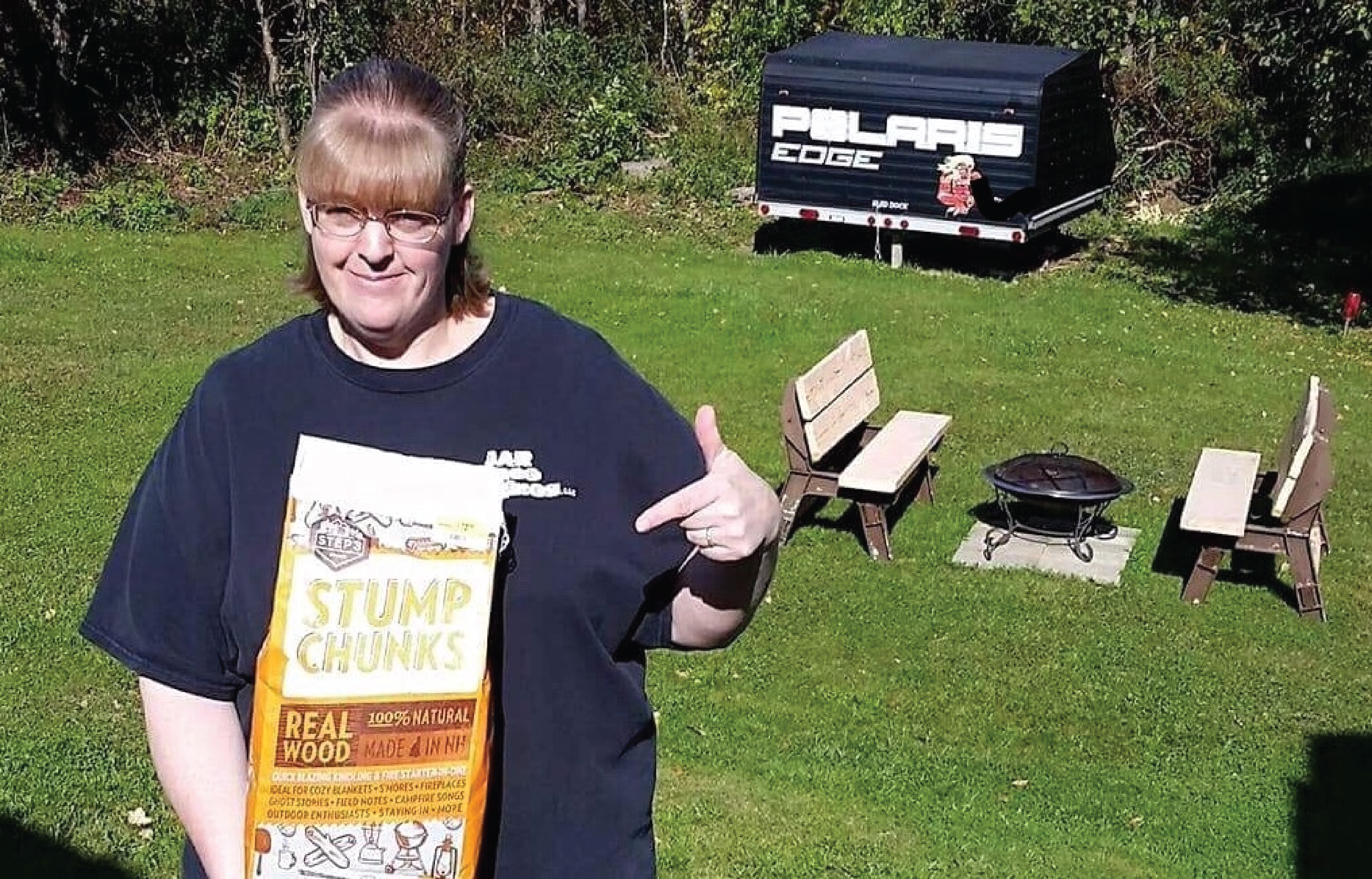 Stump Chunks – September 2017 – Large Bag Contest Winner